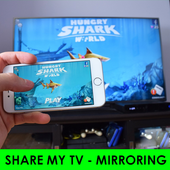 Screen Mirroring and Smart View App icon