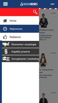 Nauka i biznes apk screenshot