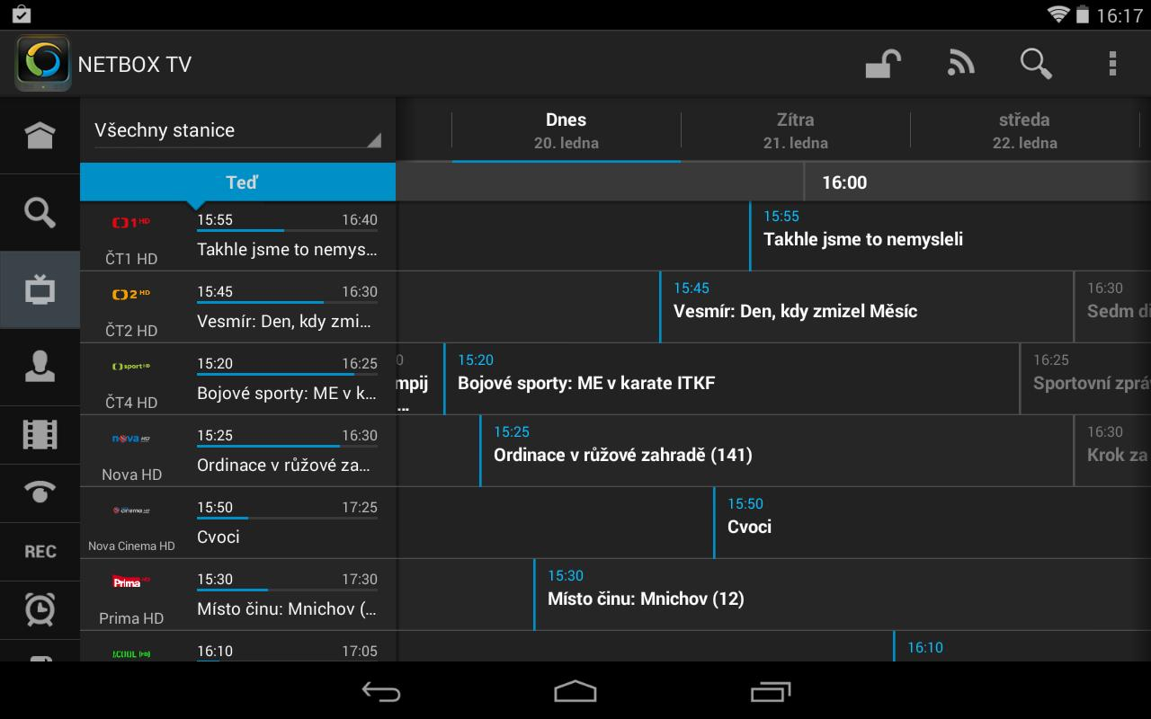 NETBOX TV for Android - APK Download