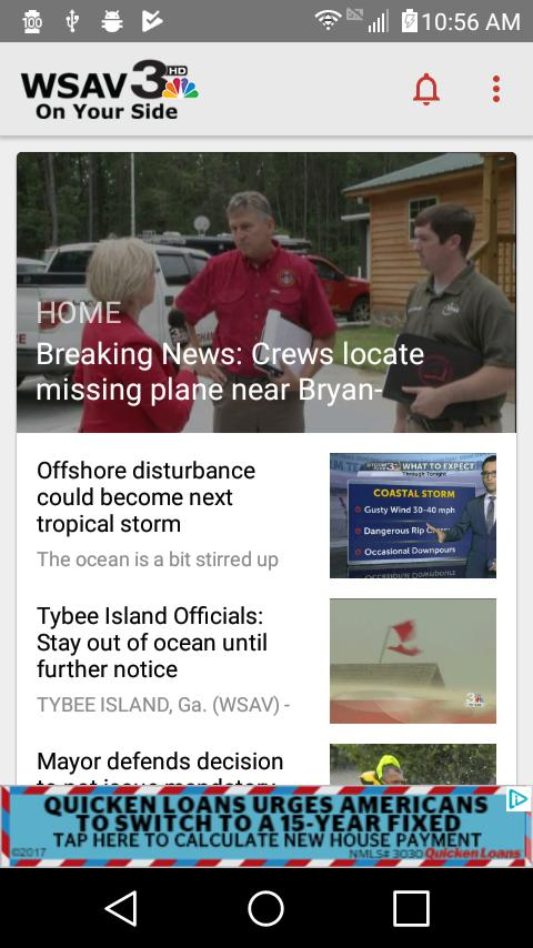 WSAV News for Android - APK Download