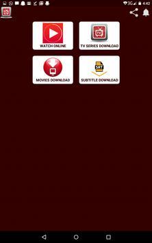 O2tvseries and Movies Download screenshot 1