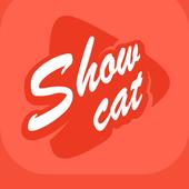 SHOWCAT - 세상의 모든 해외 자막영상, 쇼캣 icon