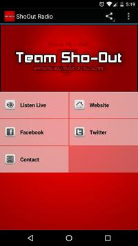 ShoOut Radio poster