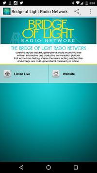 Bridge of Light Radio Network poster