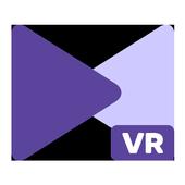 KMPlayer VR (360degree, Virtual Reality) icon