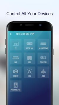 Universal Remote Control : Smart TV screenshot 1