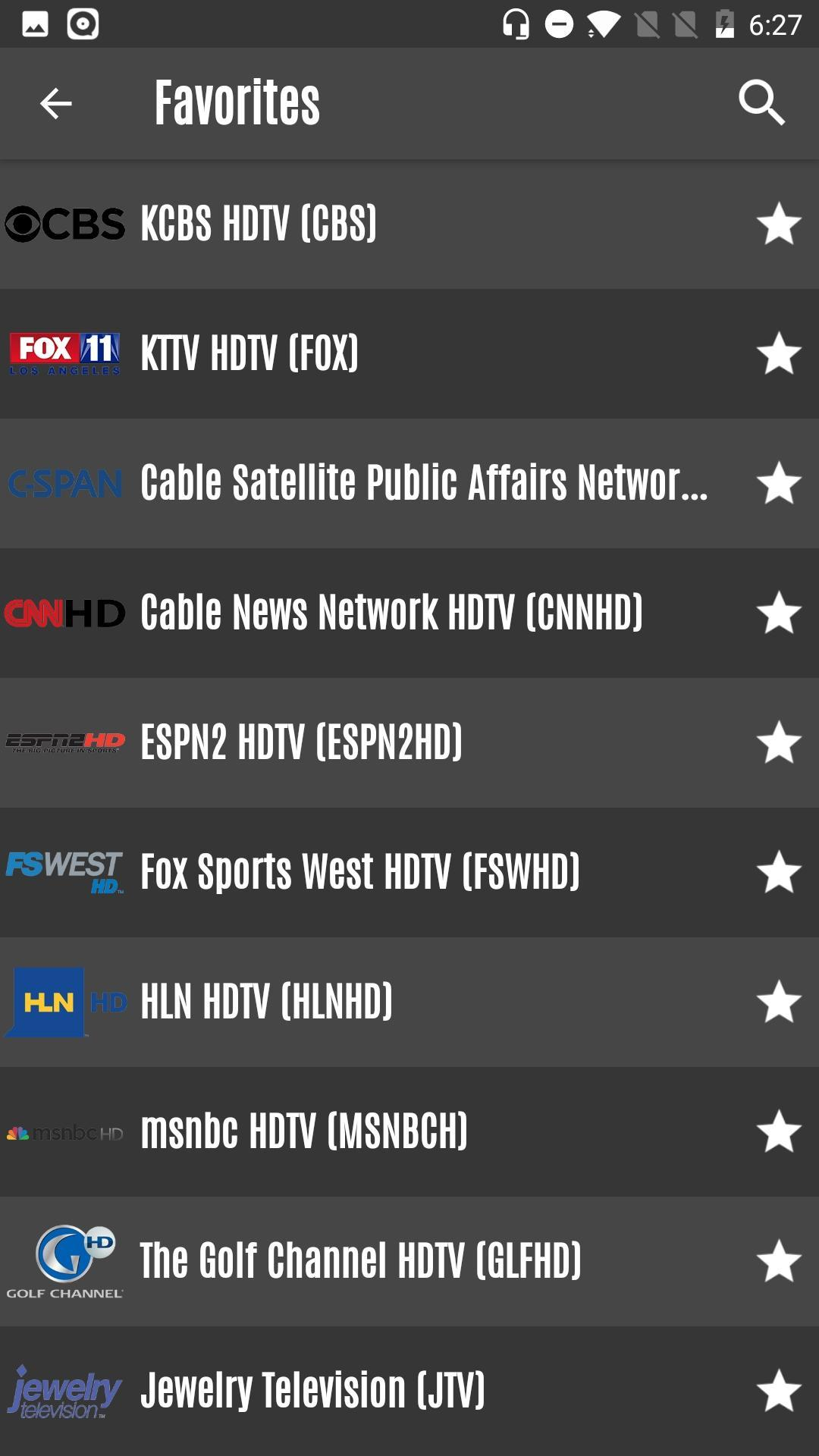 TV USA - Free TV Guide for Android - APK Download