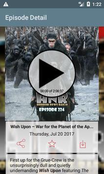 Horror News Radio screenshot 2