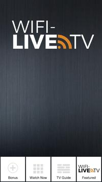 WIFI-LIVE TV poster