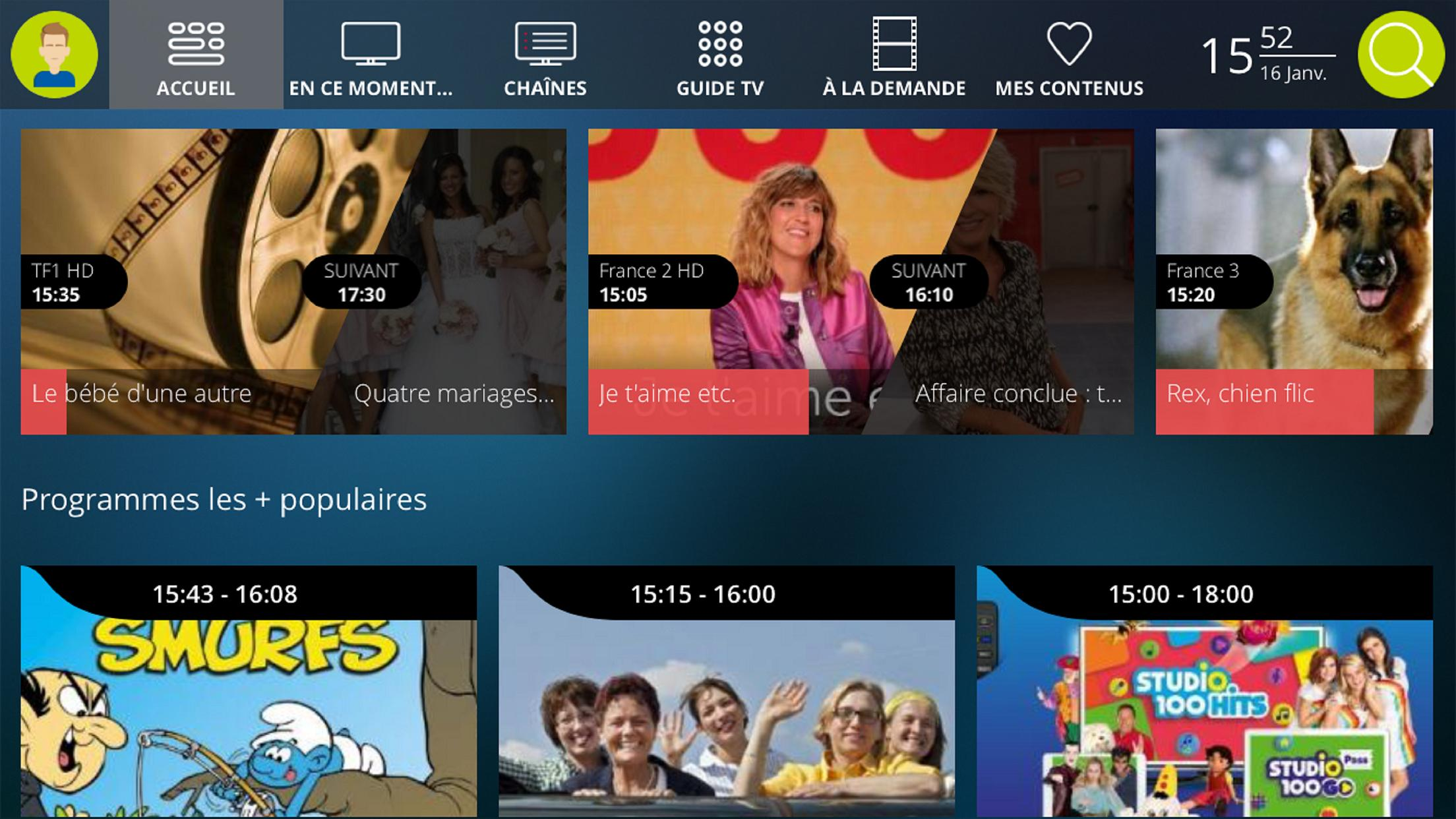 My Tango TV for Android - APK Download