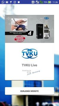 TVKU Live Streaming apk screenshot
