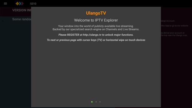 UlangoTV screenshot 2