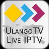 UlangoTV Live IPTV Explorer icon