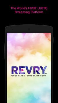 REVRY poster