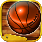 PIN BASKET BALL - 3D Pin Ball icon