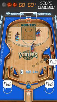PIN BASKET BALL - 3D Pin Ball poster