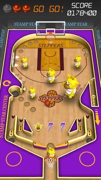 PIN BASKET BALL - 3D Pin Ball apk screenshot