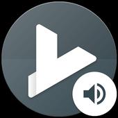 UPnP receiver plugin for Yatse ikon