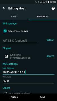 UPnP receiver plugin for Yatse syot layar 1