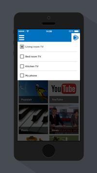 Samsung TV Media Center apk screenshot