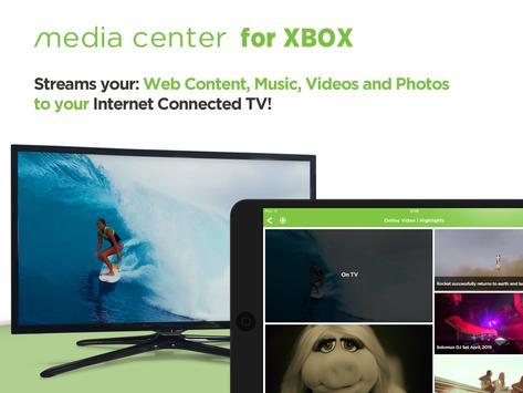 Media Center for Xbox screenshot 4