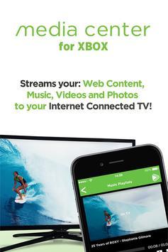 Media Center for Xbox poster