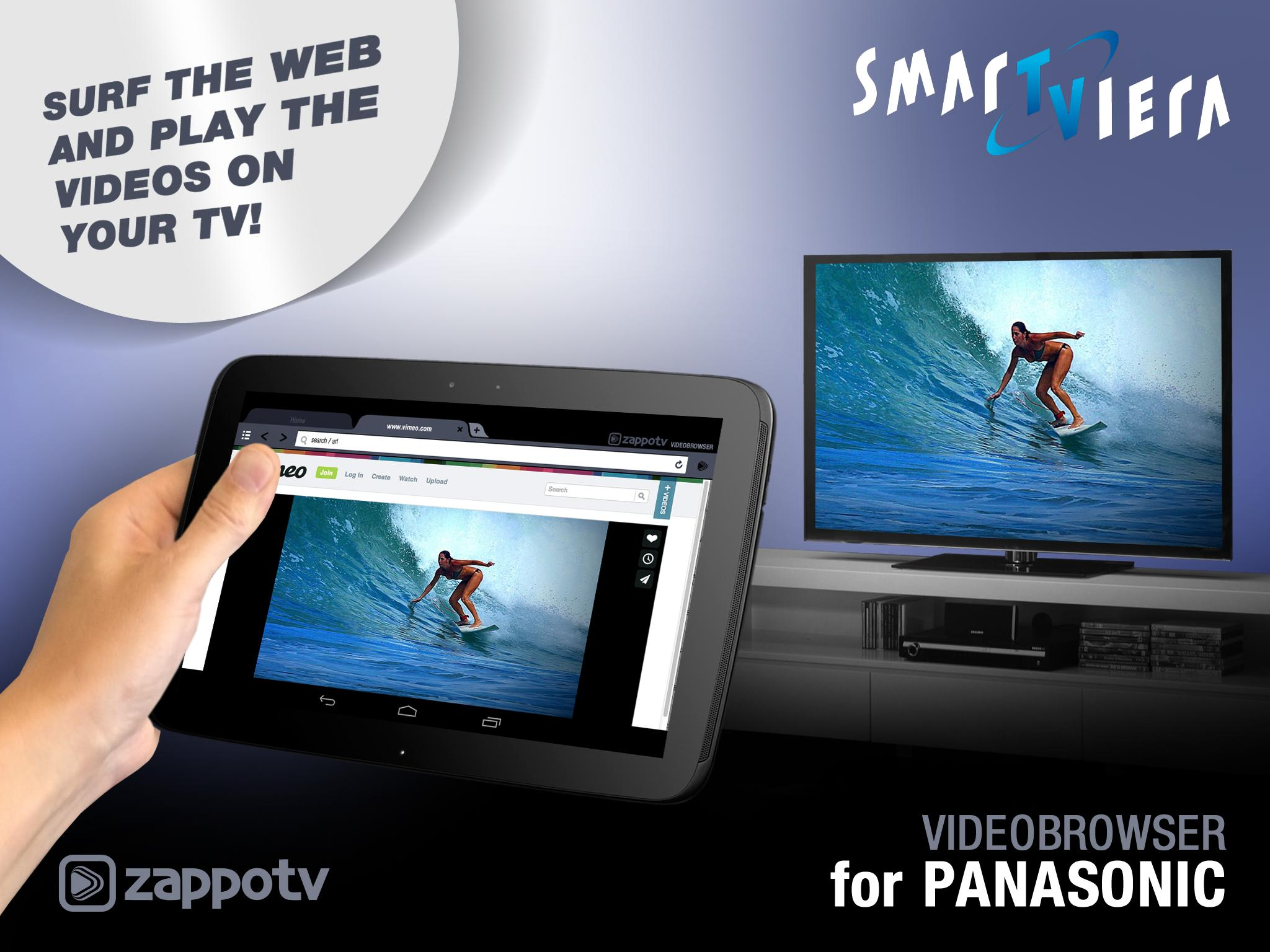 Video Browser for Panasonic TV for Android - APK Download