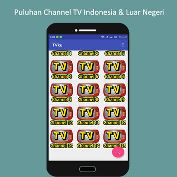TV Indonesia Free poster