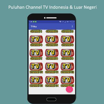 TV Indonesia Free apk screenshot