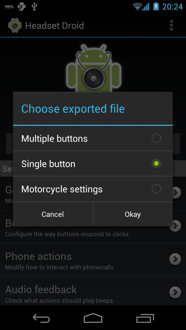 Headset Droid Trial for Android - APK Download