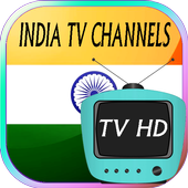All Indian tv channels HD icon