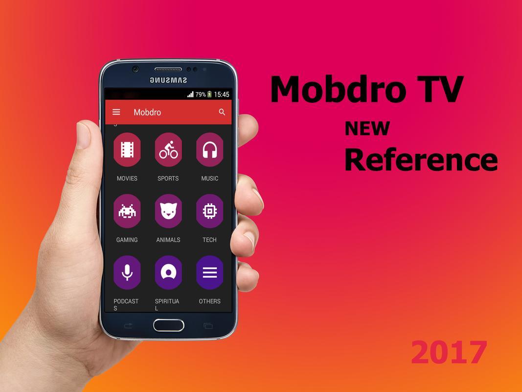 New Mobdro TV Free Guide APK Download - Gratis Buku & Referensi APL untuk Android   APKPure.com