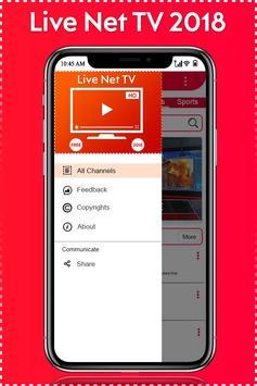 इंटरनेट के बिना TV  देखें: Live TV Streaming Guide screenshot 4
