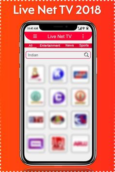 इंटरनेट के बिना TV  देखें: Live TV Streaming Guide screenshot 2