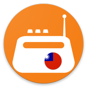 Taiwan Radio,Taiwan Station, Network Radio, Tuner icon