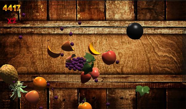 Fruit Nemesis Free poster