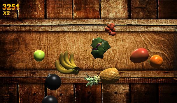 Fruit Nemesis Free apk screenshot