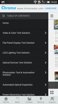 Chroma ATE - Turnkey Test & Automation Solutions screenshot 1