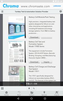 Chroma ATE - Turnkey Test & Automation Solutions screenshot 7
