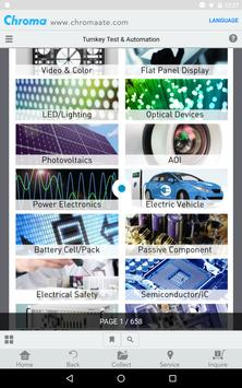 Chroma ATE - Turnkey Test & Automation Solutions screenshot 5
