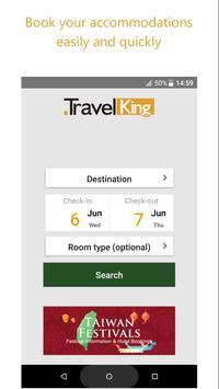 TravelKing poster