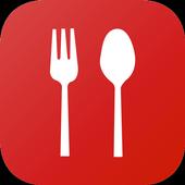 愛評生活通-台灣在地美食小吃&餐廳&私房景點APP icon