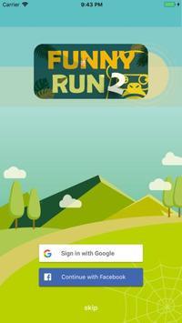 FunnyRun2 poster