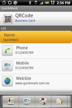 Quickmark lite qr code reader apk download free productivity app quickmark lite qr code reader apk screenshot reheart Image collections