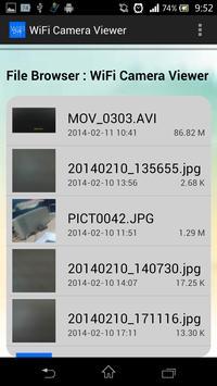 Special Dash Cam WIFI Apps screenshot 2