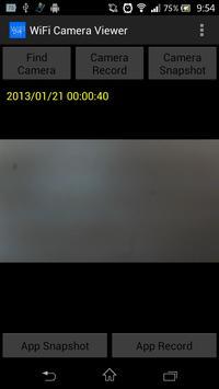 Special Dash Cam WIFI Apps screenshot 3