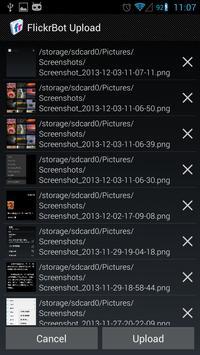 Bot for Flickr apk screenshot
