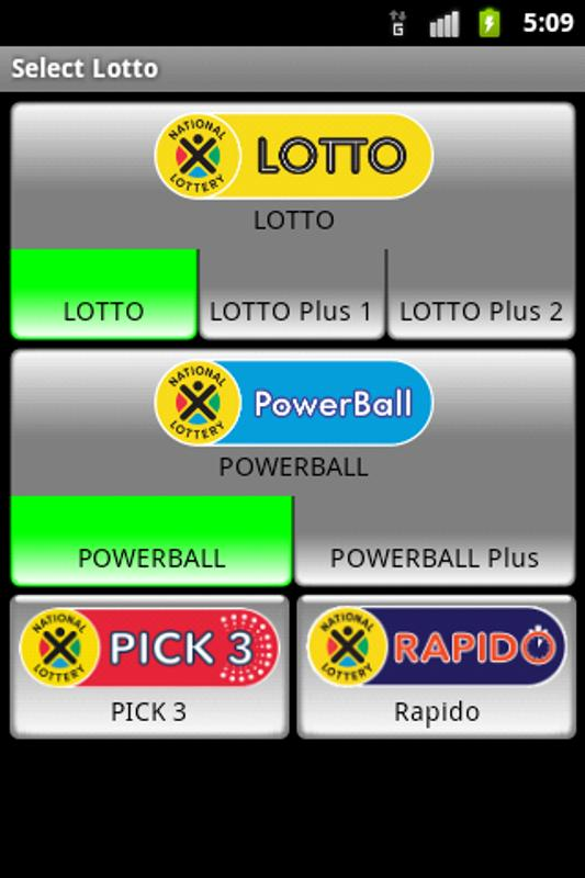 Lotto Number Generator for South Africa APK Download - Free