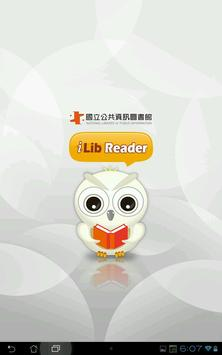 iLib Reader poster