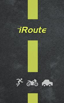 iRoute poster